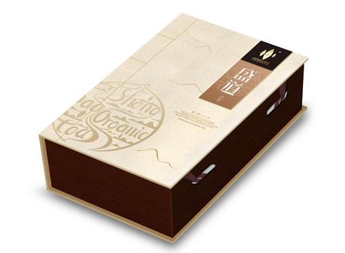 静雅 白茶 书型